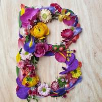 B Floral Creative