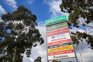 Doncaster East Village and Devon Plaza Shopping Village