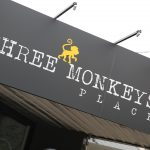Jackson Court - Three Monkeys Place Cafe